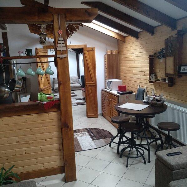Studio Cristian-BV, holiday rental in Rasnov