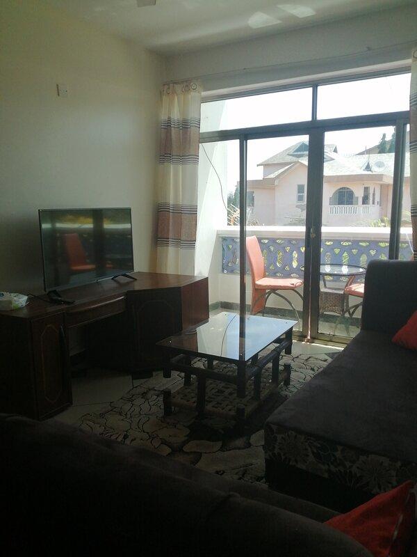 Cosy One Bedroom Apartment, location de vacances à Shanzu