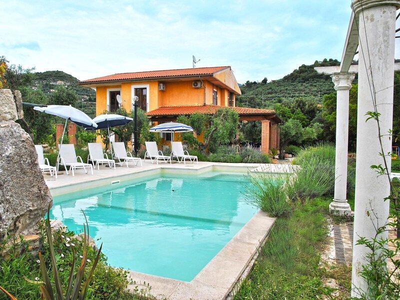 Villa Meridiana Dolmen, alquiler vacacional en Itri