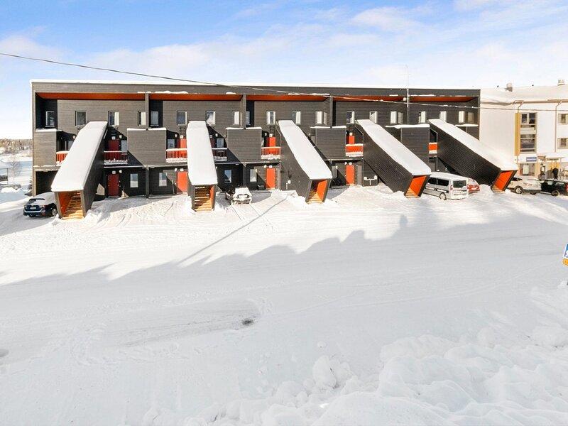Skivillas 61 ukkohalla (b7), vacation rental in Ristijarvi