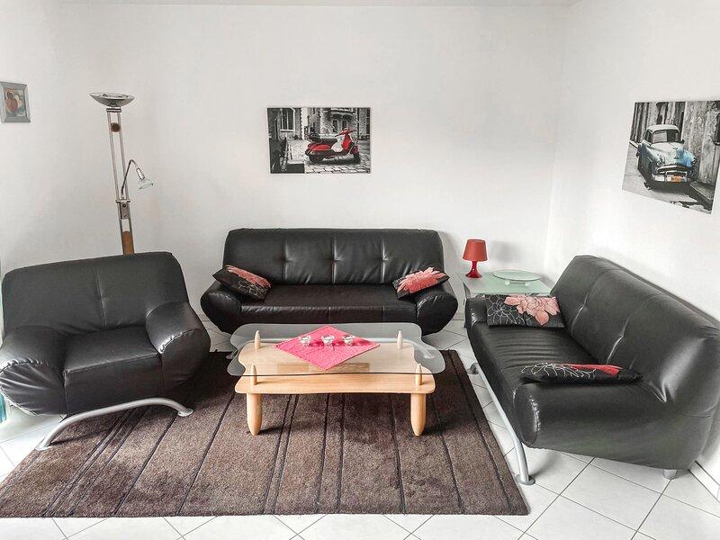 Reissmann, holiday rental in Neuwesteel