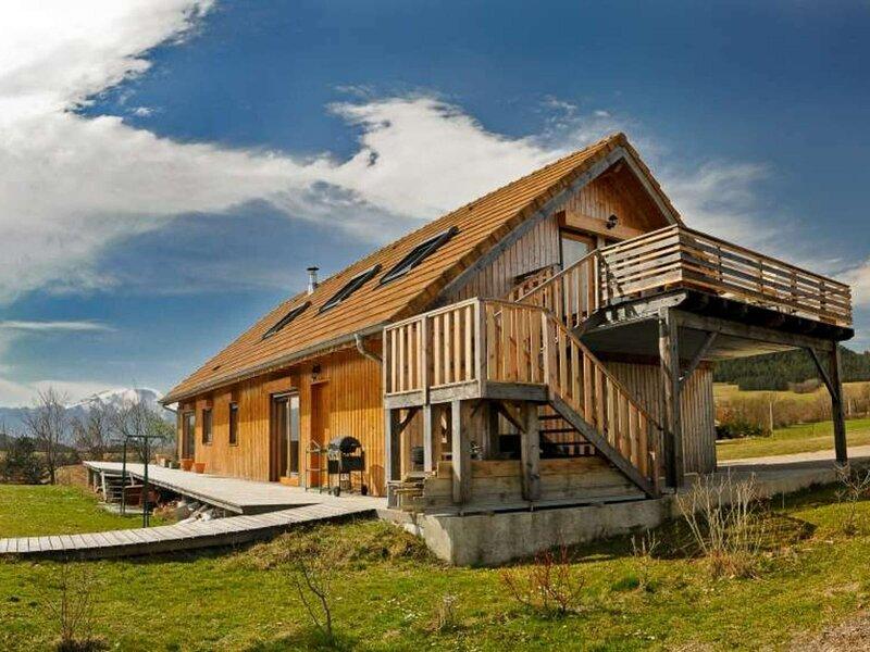 La cabane du bonheur, location de vacances à Gresse-en-Vercors