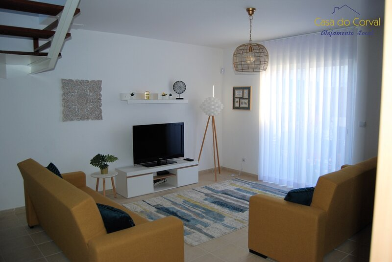 Casa do Corval, alquiler de vacaciones en Terena
