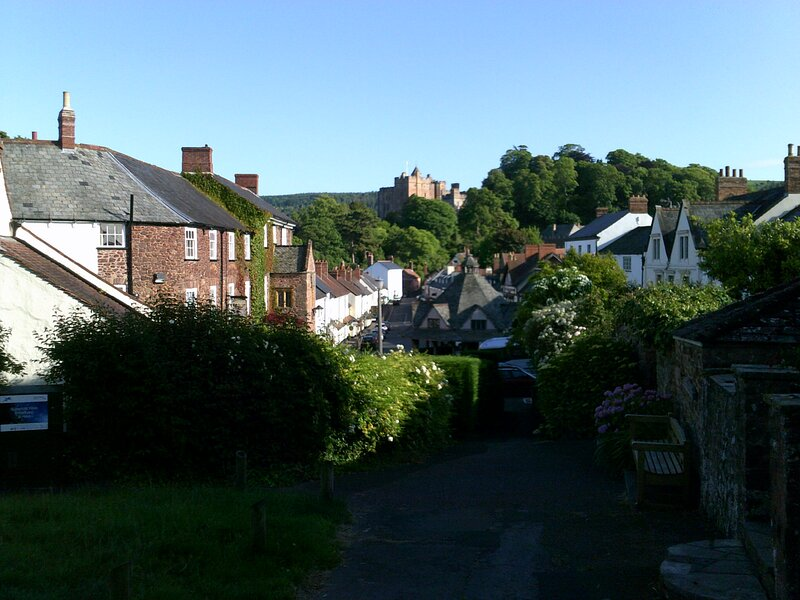 29 High Street  Dunster, holiday rental in Timberscombe