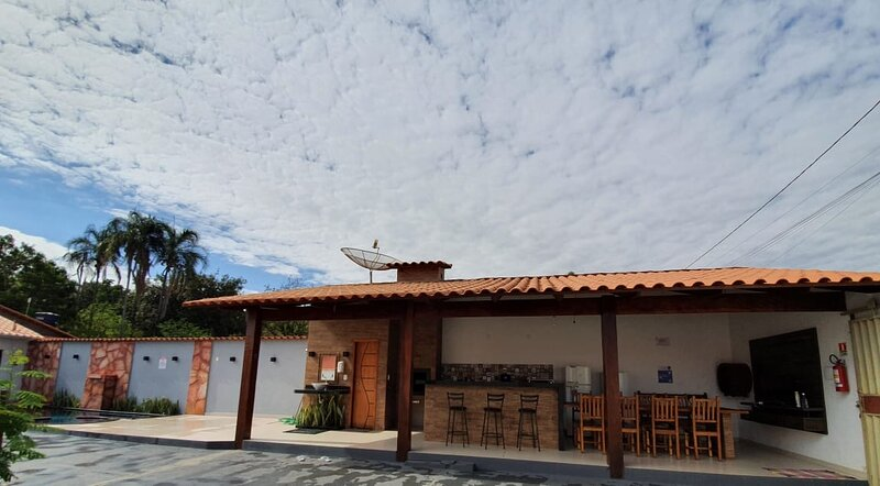 Residência Lustrosa, location de vacances à État de Goiás