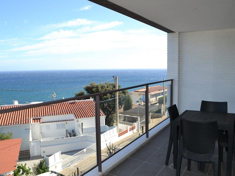 CAU DE LLOP 2 Fantastic apartment with spectacular sea views!, casa vacanza a Garriguella