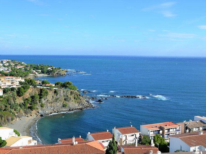 CAU DEL LLOP 8 Panoramic sea views apartment!, casa vacanza a Garriguella