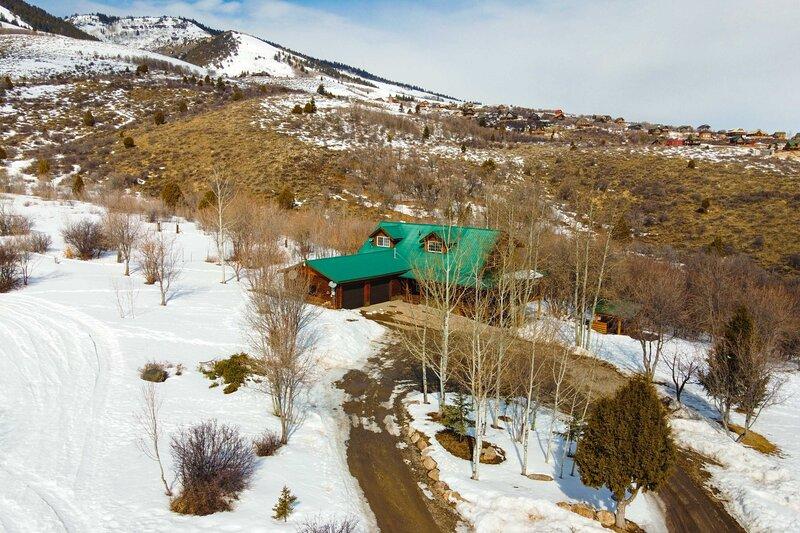 Cabin Exterior   4WD Necessary in Winter Months