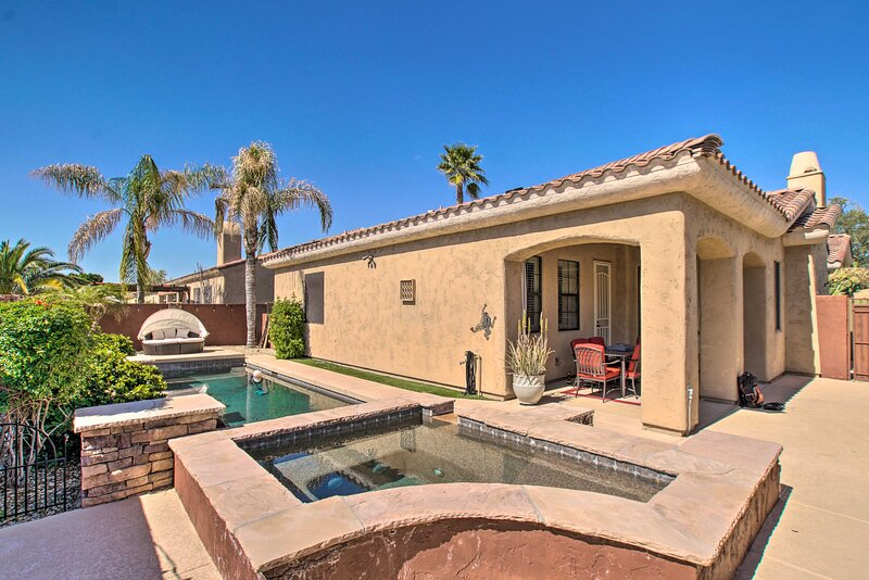 NEW! Cozy Desert Retreat in Goodyear w/ Pool Table, vacation rental in Litchfield Park