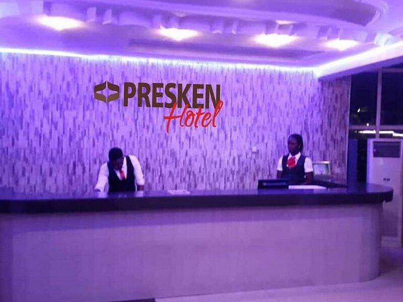Presken Hotel Maryland, holiday rental in Ikeja