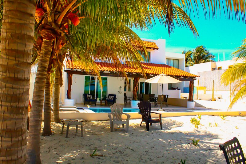 Casa Mercede's, holiday rental in Chicxulub Municipality