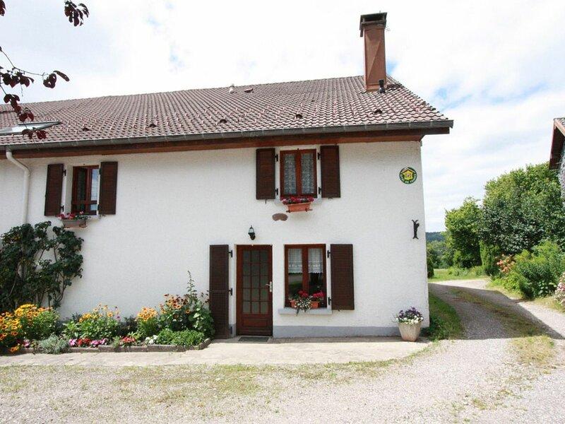 Gîte de Leyval, holiday rental in Corravillers