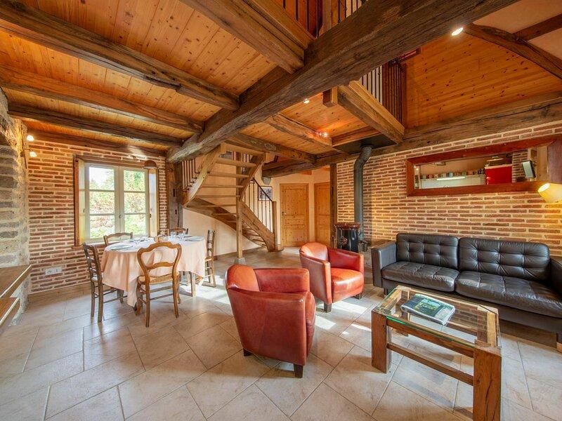 Gîte des Caduels, holiday rental in Beaune-la-Rolande
