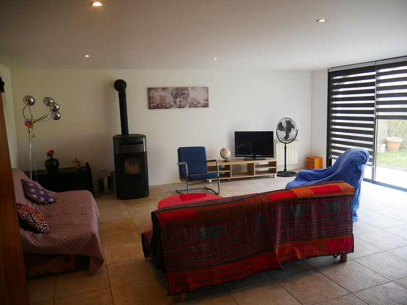 Gueudreville, holiday rental in Attray