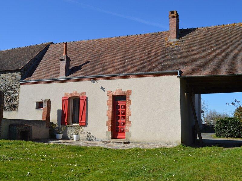 La Maison du Pêcheur, aluguéis de temporada em Le Pechereau