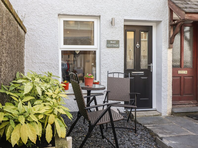 May Cottage, Penny Bridge, holiday rental in Bouth