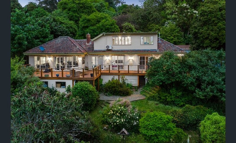Mountain Villa in Dandenong Ranges, holiday rental in Croydon