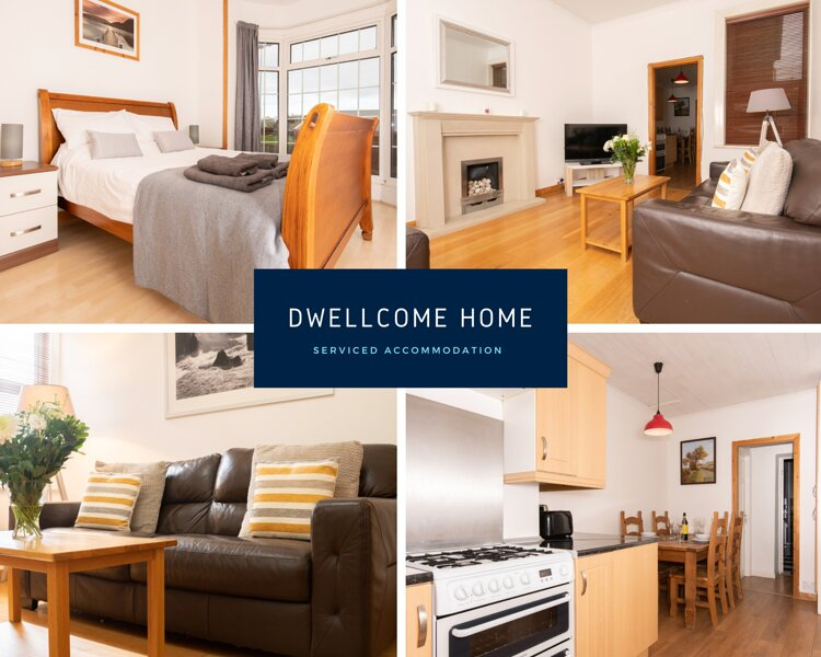 Dwellcome Home ❤️ 64 Hartington 5 Beds Seaside Retreat FREE PARKING 100Mbs BBand, location de vacances à Whitley Bay