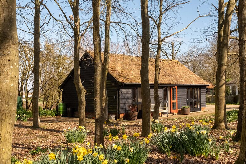 The Stables, Theberton, vacation rental in Dunwich