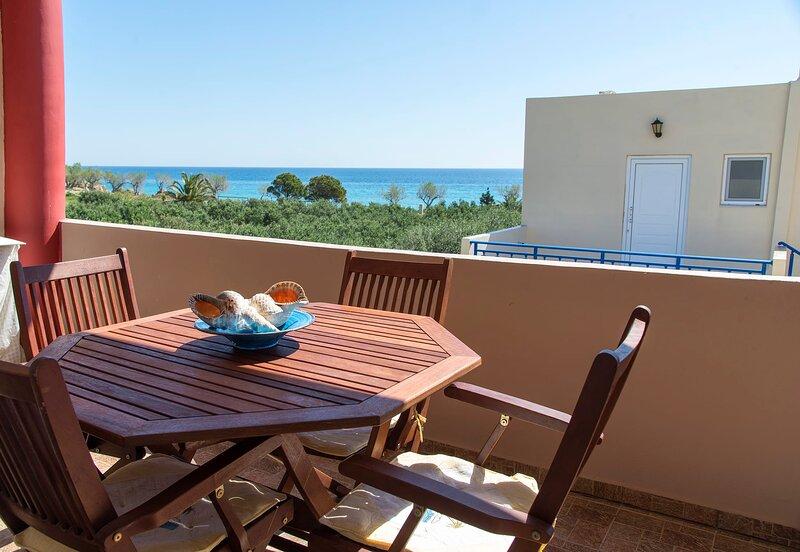 Artichoke Seaside Escape - Cosy Summer Retreat!, location de vacances à Zakros