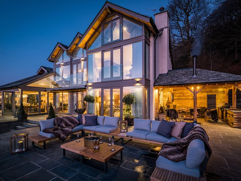 Post Knott Lodge, Bowness-On-Windermere, alquiler de vacaciones en Bowness-on-Windermere