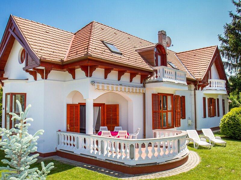 Kamilla, location de vacances à Balatonbereny