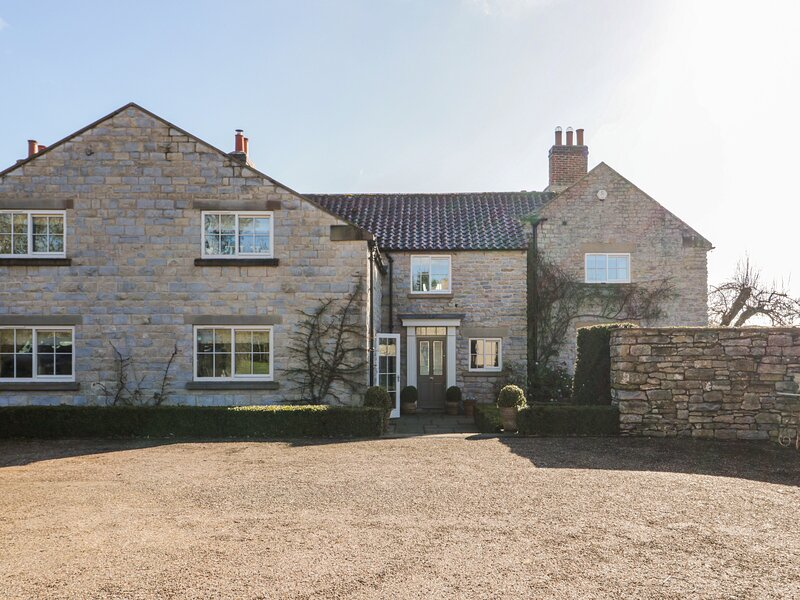 Welburn Grange Farm, Kirkbymoorside, holiday rental in Harome