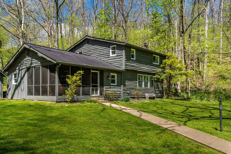 Ginley's Gulch Vacation Home, holiday rental in Unionville