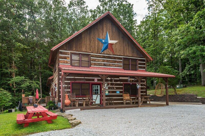 Lonestar Vacation Cabin, location de vacances à Nashville
