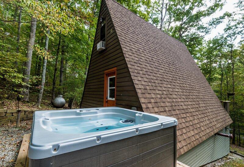 Robyn's Nest Vacation Cabin, location de vacances à Nashville
