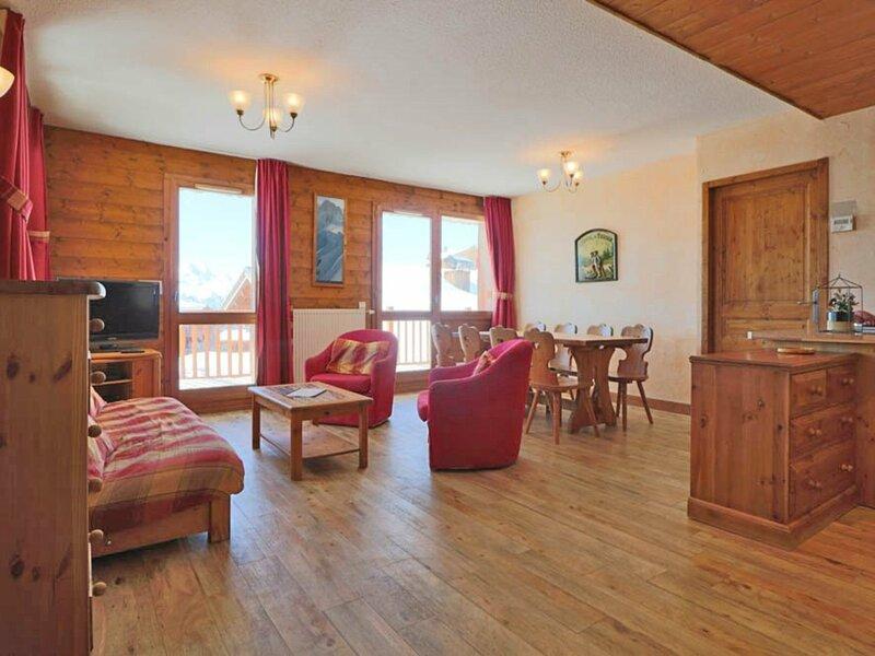 4 PIECES AVEC WIFI GRATUIT, vacation rental in Montvalezan