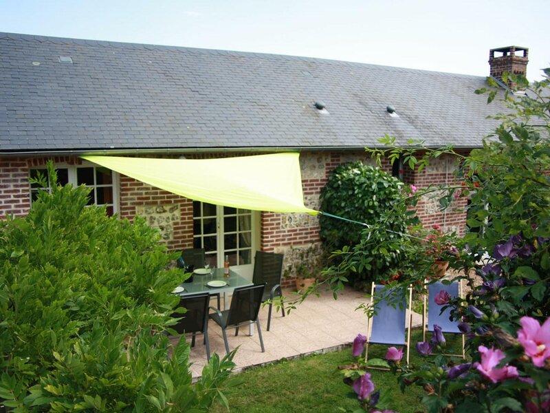L'Ecurie d'Hubert, vacation rental in Sassetot-le-Mauconduit