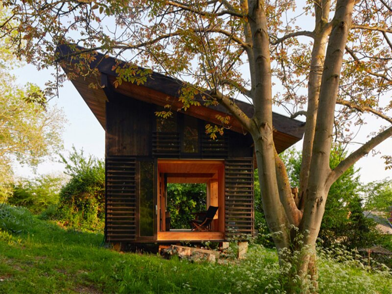 La Petite Maison - Tiny House, holiday rental in Quiberville