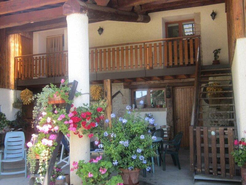 A la Ferme Fleurie, holiday rental in Chatillon-la-Palud