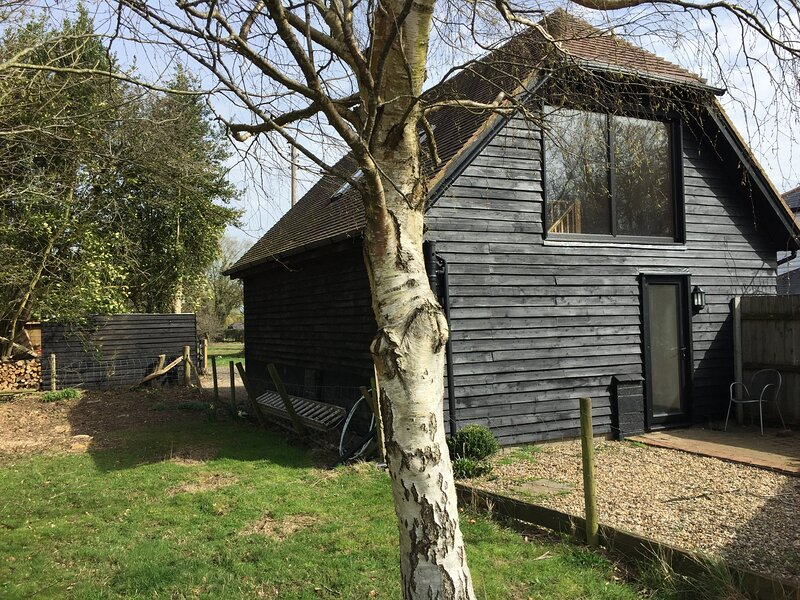 Holly Cottage Barn, vacation rental in Petham