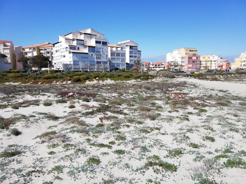 résidence les Cyclades, accès direct plage 16km sur 100m
