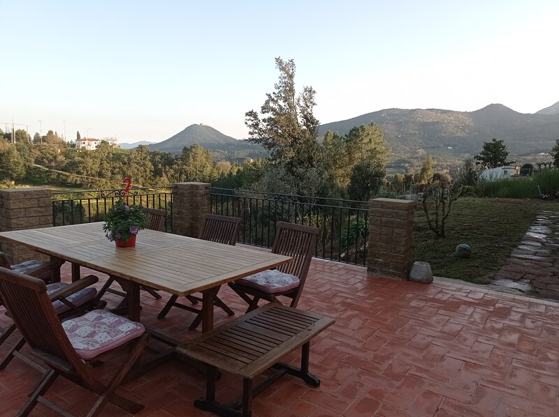 Can Castells, casa encantadora en zona rural, aluguéis de temporada em Viladrau