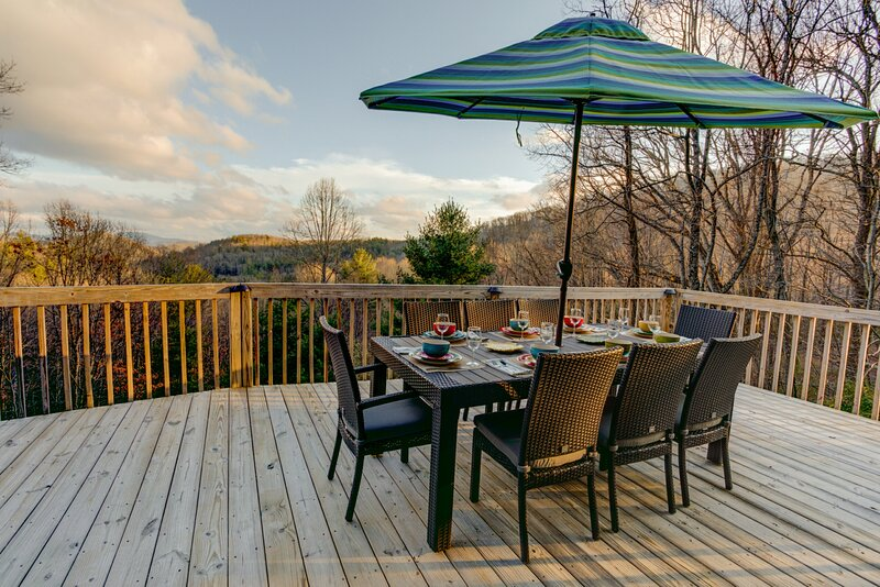 Color Me on the Trail, holiday rental in Asheville