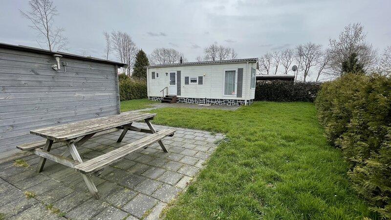 ZS 307 - Camping Het Zwarte Schaar, vakantiewoning in Doesburg