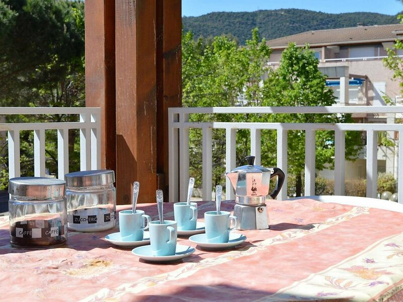 Appt 3 pièces 6 couchages CAVALIERE, holiday rental in Cavaliere