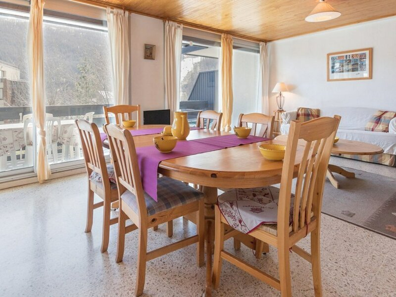 Location appartement 7 couchages . Serre-chevalier, Chantemerle., holiday rental in Chantemerle