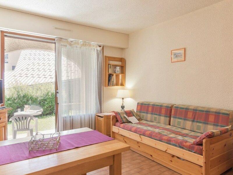 Appartement studio coin montagne 4 couchages LE MONETIER LES ALPES, location de vacances à Le Monetier-les-Bains