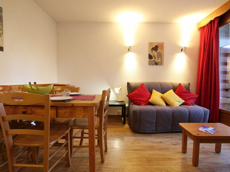 Appartement - 2 pièces - 6 personnes - Puy Saint Vincent 1800, holiday rental in Freissinieres