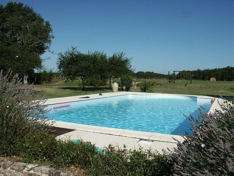 ORBIGNY - 8 pers, 180 m2, 4/3, holiday rental in Cere La Ronde