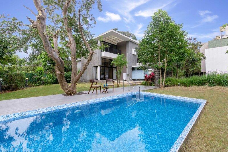 Villa Foresta by Vista Rooms, vacation rental in Khandala
