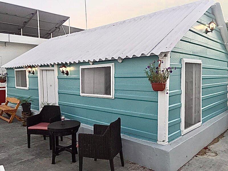 Cabaña en el Puerto de San Felipe, vacation rental in Rio Lagartos
