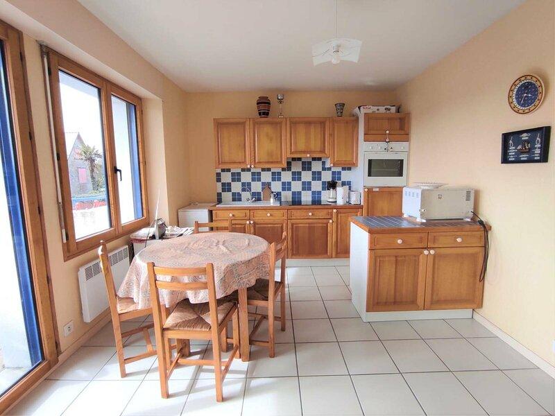 Appartement avec vue sur l'odet 1*, location de vacances à Sainte-Marine
