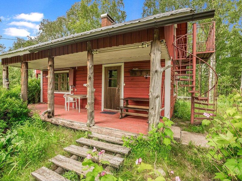 Kesämäki, casa vacanza a Kulennoinen