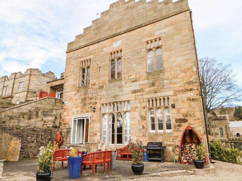 Knights Corner Stanhope Castle, Stanhope, casa vacanza a Frosterley
