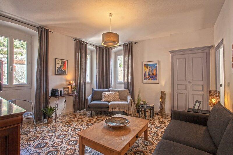 Casa Torra, location de vacances à Vénaco